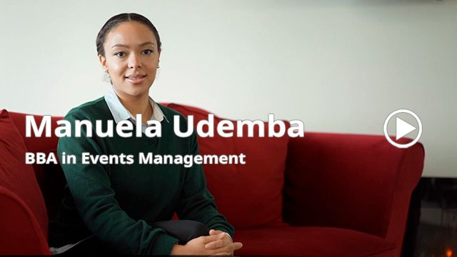 Play Manuela Udemba testimonial video