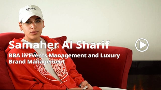 Play Samaher Al Sharif testimonial video